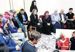 TBMM Başkanı ve bakanlar şehit evini ziyaret etti