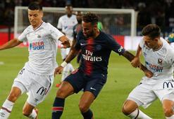 Paris Saint-Germain - Caen: 3-0