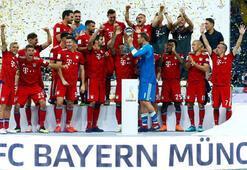 Eintracht Frankfurt - Bayern Münih: 0-5