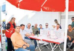 Karşıyaka'da kan bağışı seferberliği