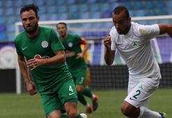 Giresunspor-Eskişehirspor: 3-1