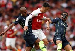 Arsenal - Manchester City: 0-2