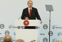 Cumhurbaşkanı Erdoğan: Türkiyeyi tehdit etmek hiç kimsenin haddi değildir