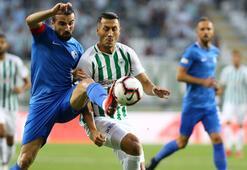 Atiker Konyaspor - Büyükşehir Belediye Erzurumspor: 3-2
