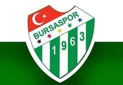 Bursaspordan son dakika açıklaması