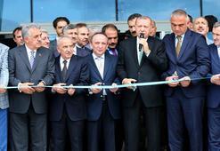 Cumhurbaşkanı Erdoğan, Rizede otel açılışı yaptı