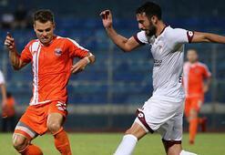 Adanaspor-Tetiş Yapı Elazığspor: 1-1