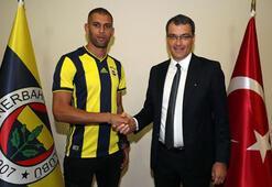 Fenerbahçe, Slimaniyi resmen duyurdu