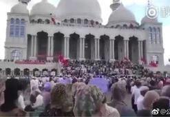 Son dakika... Çinden skandal karar: Camiyi yıkacaklar