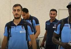 Trabzonspor kafilesi İstanbula geldi