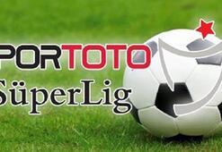 Spor Toto Süper Ligde 2, 3 ve 4. hafta maçlarının programı açıklandı