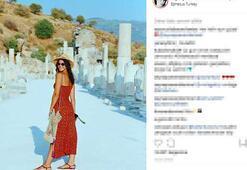 Zeynep Demirelin kültür turu