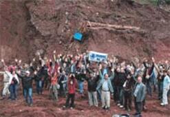Devlet de madene karşı
