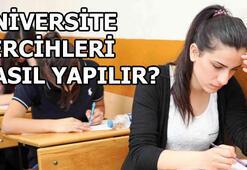 Üniversite tercihleri devam ediyor ÖSYM YKS tercihleri nasıl yapılır