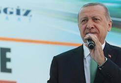 Son dakika: Erdoğan: Saldırılara rağmen büyümeye devam edeceğiz