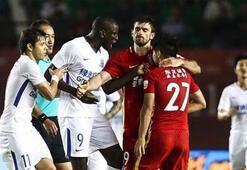 Demba Baya yönetilik ırkçı saldırıya 6 maç men