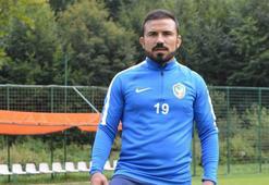 Trabzonsporlu eski futbolcu Amed Sportife transfer oldu