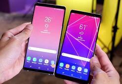 Samsung Galaxy Note 9 ve Galaxy Note 8 arasındaki farklar neler