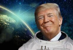ABD Uzay Kuvvetlerinin kurulma hedefi açıklandı