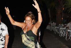 Ahu Aysaldan sokak dansı