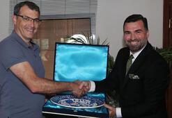 TPFDden Fenerbahçeye ziyaret