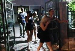 Antalyada masaj ve güzellik merkezine fuhuş baskını