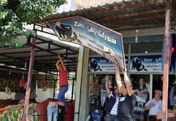 Adana'daki o tabelalar indirildi