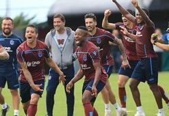 Trabzonsporun kadrosunda 5 kıtadan oyuncu var