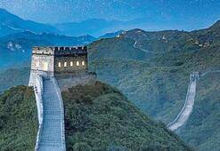Çin Seddi'nde konaklama iptal