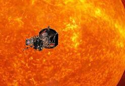 NASAnın uzay aracı Güneşe dokunacak