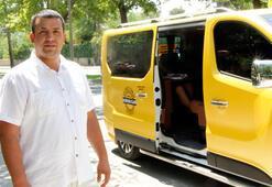 Yenilediği taksisinde hizmette sınır tanımıyor