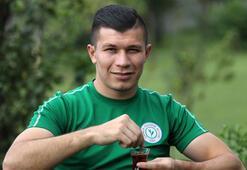 Samudio, Süper Ligde gol krallığı yarışına hazır