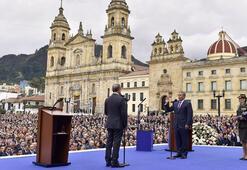 Son dakika: Dünya bunu konuşuyor Kolombiyanın en genç devlet başkanı...