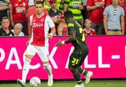 Ajax, Belçikadan avantajlı dönüyor: 2-2