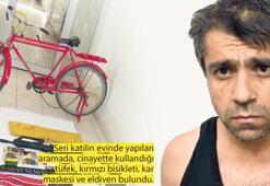 Kırmızı bisikletli seri katil sekizinci cinayetinde yakalandı