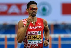 Copello birinci oldu, finale yükseldi