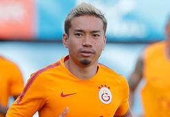 Galatasaraydan Nagatomo açıklaması