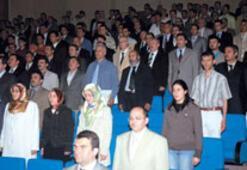 İmamlara terör konferansı