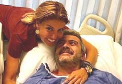 Burak Törer ameliyat oldu Gülben Ergen...