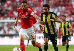 Benfica 1-0 Fenerbahçe (İşte maçın özeti)