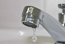 İstanbulda su kesintisi 20 ilçeye 12 saat su verilemeyecek