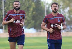 Trabzonsporda Başakşehir hazırlığı
