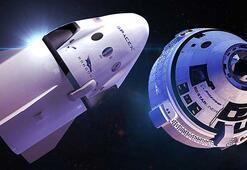 SpaceX ile Boeingin insanlı uzay uçuşlarına gelecek yıl başlanacak