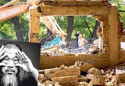 Weiwei'nin Pekin stüdyosu yıkıldı