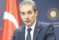 'Yunanistan iyi komşuluk ilişkilerine saygı duymalı'