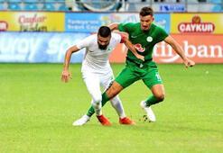 Çaykur Rizespor-Giresunspor: 0-1