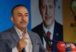 Çavuşoğlu: Türk milleti tehdide boyun eğmez
