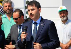 Bakan Kurum: Konyada alt gelir grubu için konutlar yapılacak