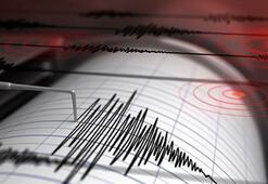 Son dakika Kahramanmaraşta deprem
