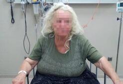 76 yaşındaki kadına saldıran sapığın kimliği şok etti